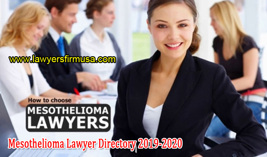 Importance of Mesothelioma Law Firm