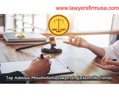 Top Asbestos Mesothelioma Lawyers in Jacksonville Florida