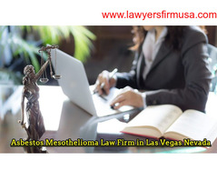 Top and Foremost Asbestos Mesothelioma Law Firm in Las Vegas Nevada