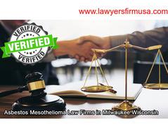 Verified Asbestos Mesothelioma Law Firms in Milwaukee Wisconsin