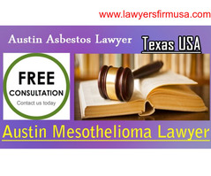 Best Asbestos Mesothelioma Lawyers & Law Firms in Austin Texas