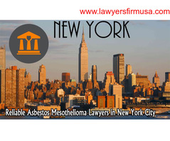 Reliable Asbestos Mesothelioma Lawyers in New York City