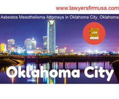 Experienced Asbestos Mesothelioma Attorneys in Oklahoma City Oklahoma