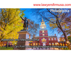 Hire the Best Asbestos Law Firm and Lawyers in Philadelphia Pennsylvania