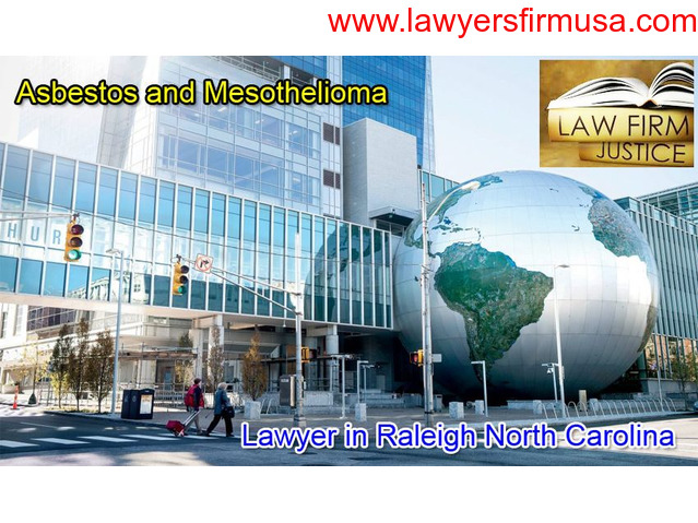 Legal Asbestos Mesothelioma Law Firm in Raleigh North Carolina