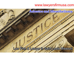 Best Saint Louis Asbestos Mesothelioma Law firm Missouri
