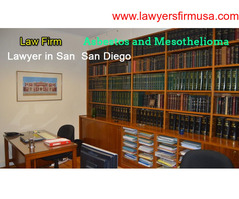Top Asbestos Mesothelioma Law Firm and Their Lawyers in San Diego California