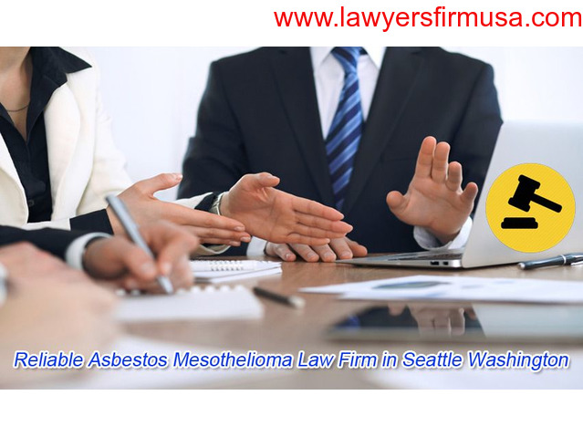 Reliable Asbestos Mesothelioma Law Firm Seattle Washington
