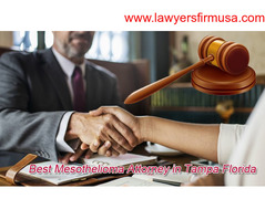 Best Mesothelioma Attorney in Tampa Florida