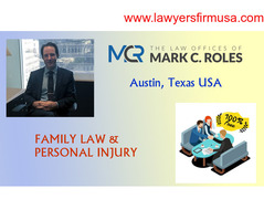 The Law Offices of Mark C Roles in Texas