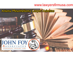 John Foy & Associates: Best Atlanta Asbestos Law Firm
