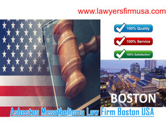 Top 25 Boston Asbestos Mesothelioma Lawyers & Law Firms