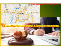 Reputed Asbestos Mesothelioma Lawyers in Charlotte North Carolina