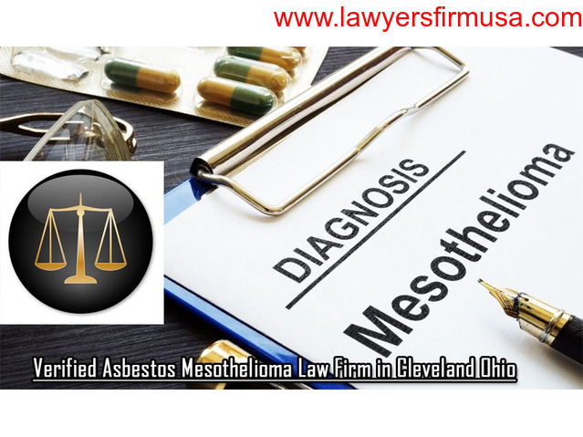 Verified Asbestos Mesothelioma Law Firm in Cleveland Ohio