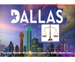 Top most Asbestos Mesothelioma Lawyers in Dallas North Texas